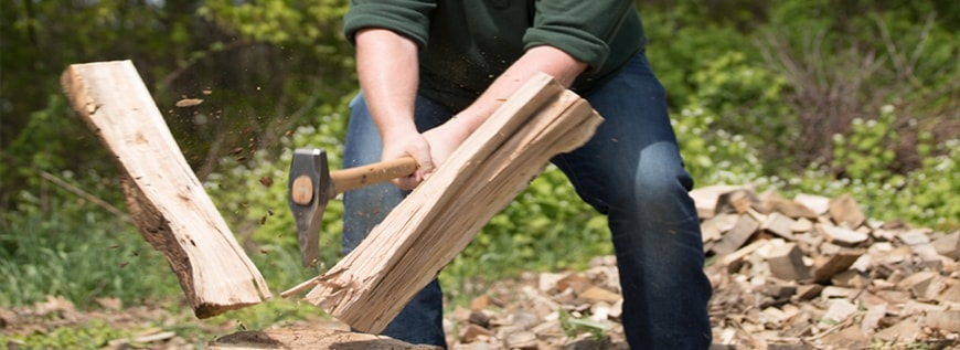 Wood Cutting Axes Mauls And Hatchets Lehmanscom