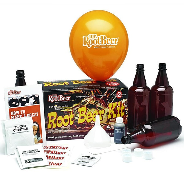 Soda Pop and Root Beer Making
