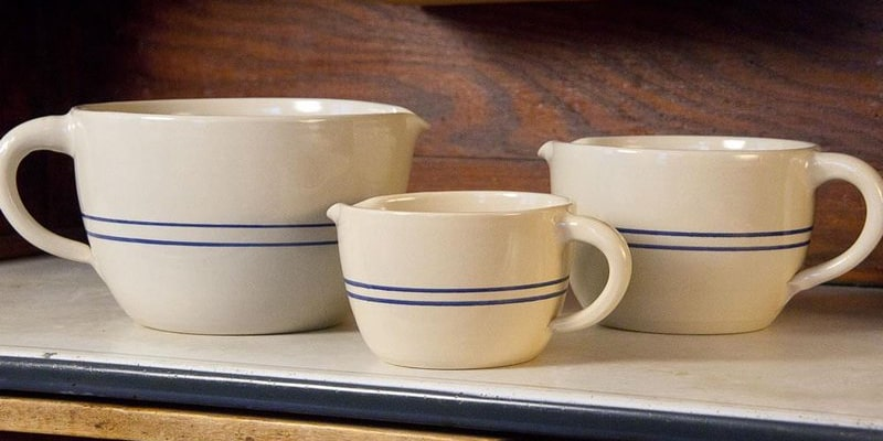 Blue Stripe Stoneware - Shop Now