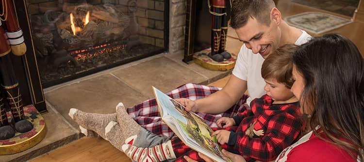 Christmas Reading Blog