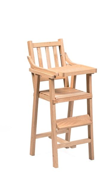 Meet Mattie - High Chair