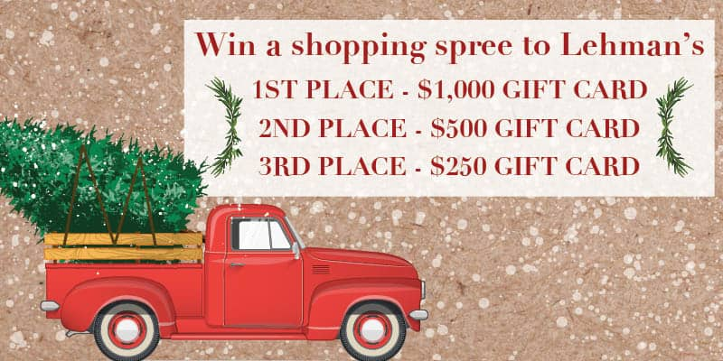 A Very Merry Sweepstakes
