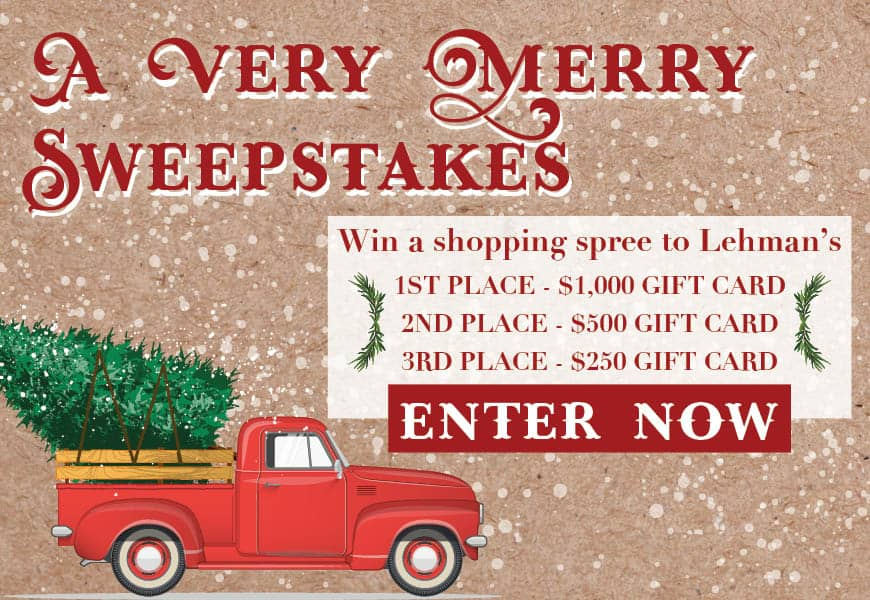 Very Merry Sweepstakes