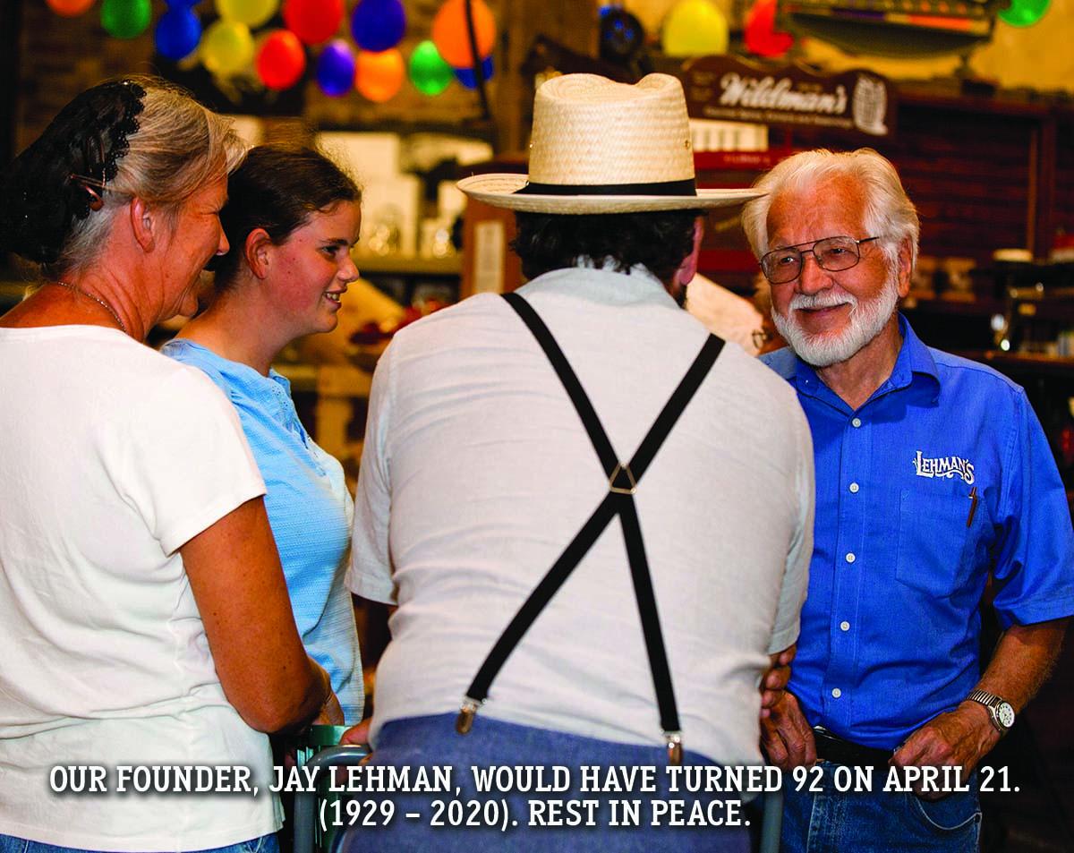 the Jay Lehman's RIP