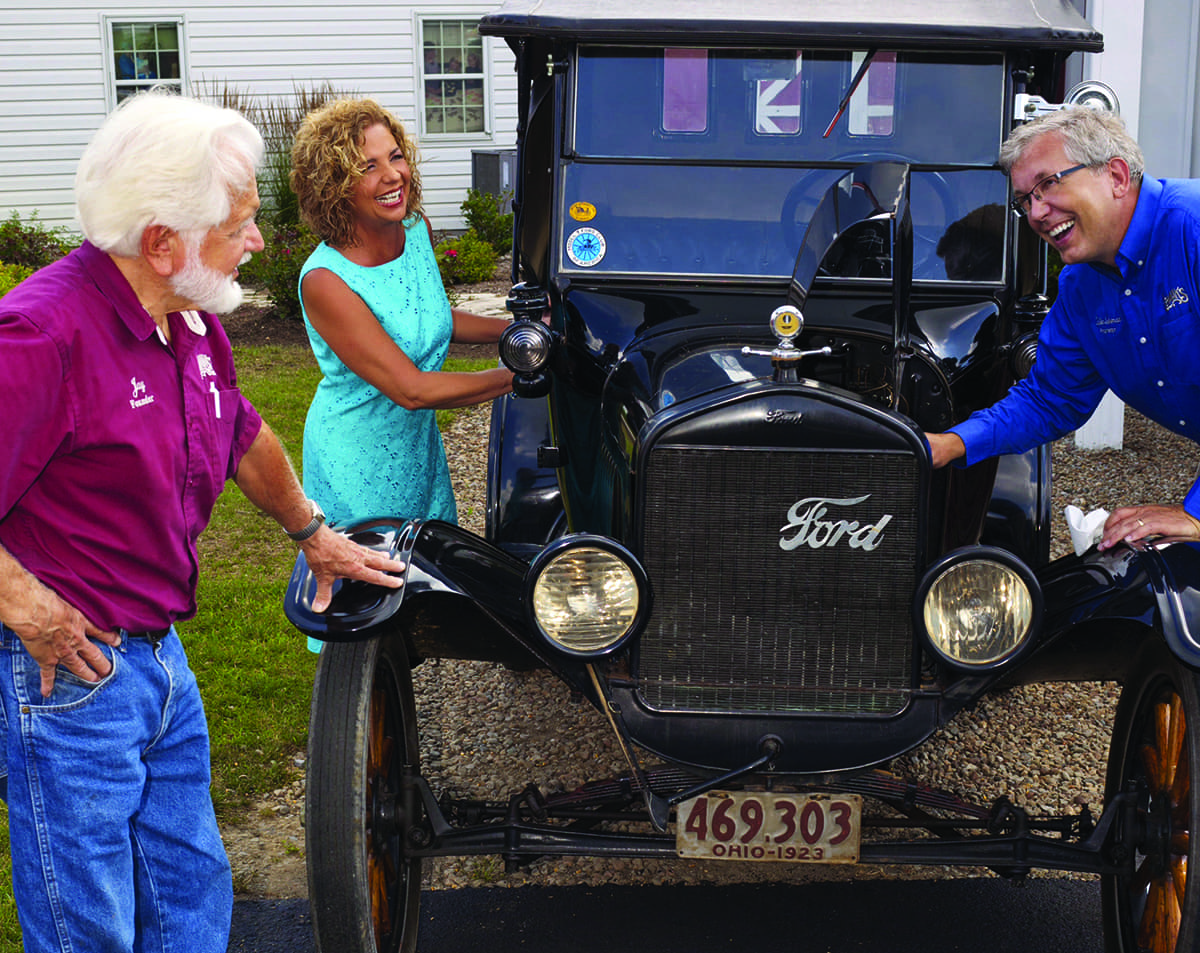Jay Lehman's Family Ford
