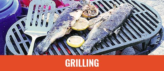 Grilling You Can Take With You