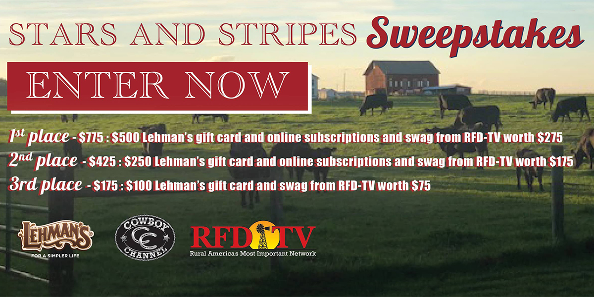 ENTER TO WIN ONE OF THREE GREAT PRIZES!