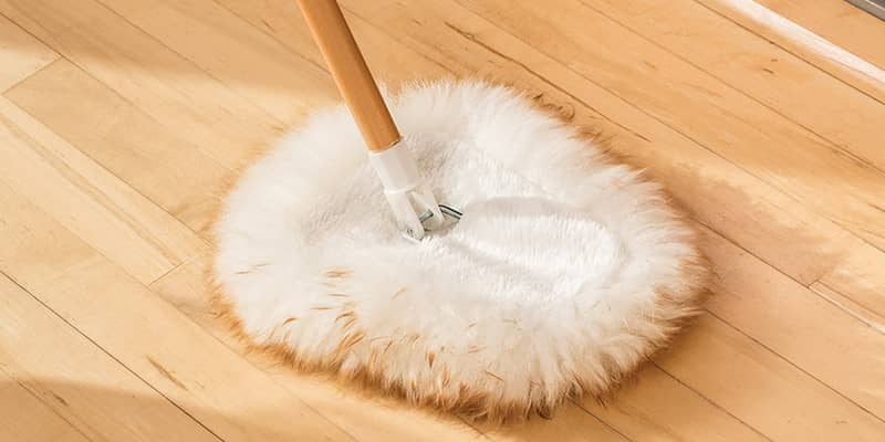 Lamb's Wool Wedge Mop - SHOP NOW