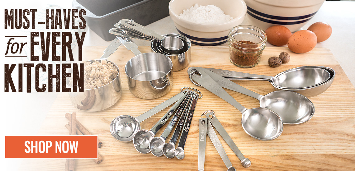 Must-Haves for Every Kitchen
