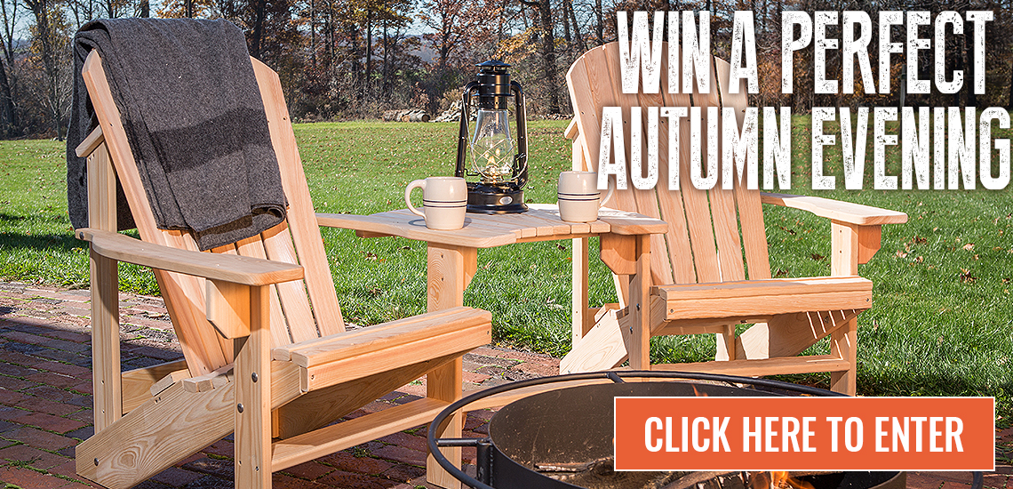 Win a Perfect Autumn Evening