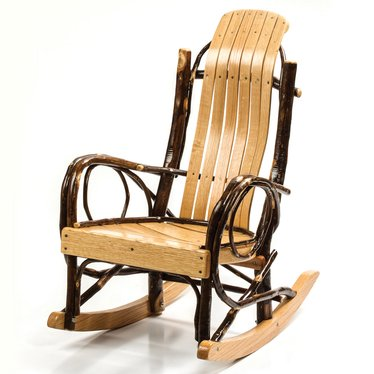 Child's Hickory Rocker