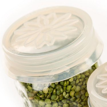 Silicone Storage Caps for Wide Mouth Jars