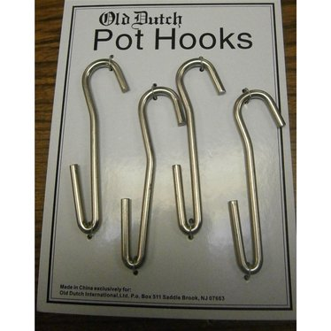 Bronze Hanging Hooks for Pot Rack