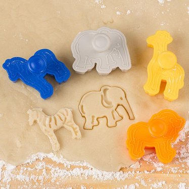Animal Cookie Cutters Set