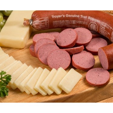 The Original Trail Bologna and Swiss Cheese