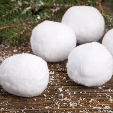 Indoor Snowballs - 15 Pack