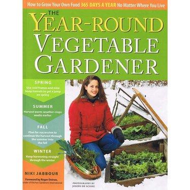 The Year-Round Vegetable Gardener Book