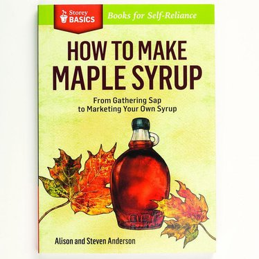 how to make maple syrup candy at home