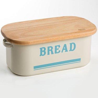 Jamie Oliver Bread Bin With Cutting Board