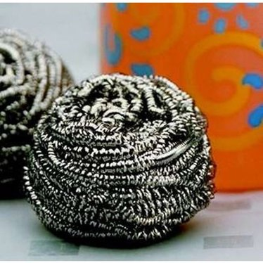 Stainless Steel Scrubbies - Pack of 12