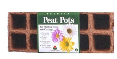 Natural Peat Pots