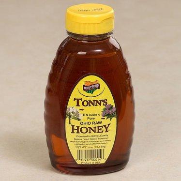 Tonn's Raw Ohio Honey