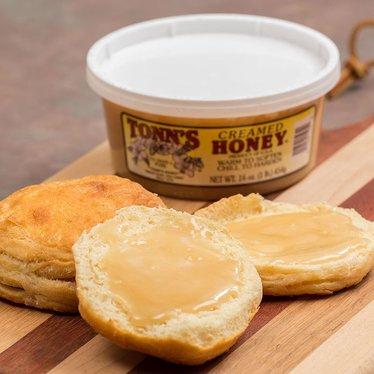 Tonn's Creamed Honey