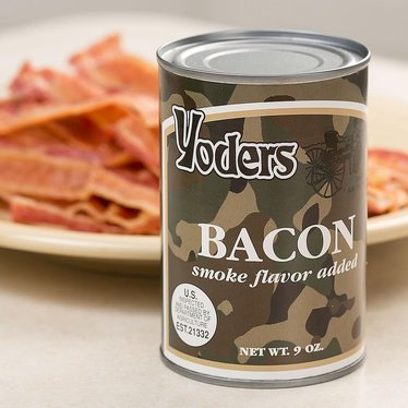 Canned Bacon - 9 oz Can