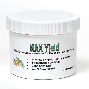 Max Yield Plant Accelerator