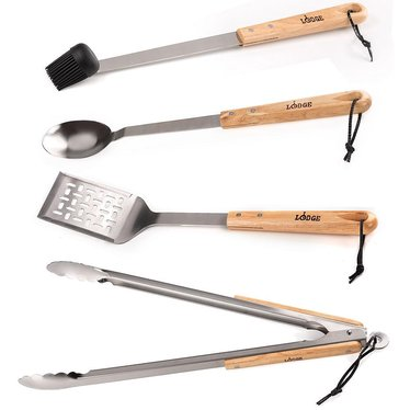 Lodge Outdoor Cooking Tool Set