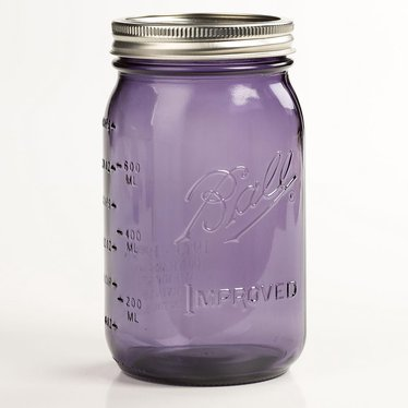 Limited Edition Purple Ball Jars - Quart