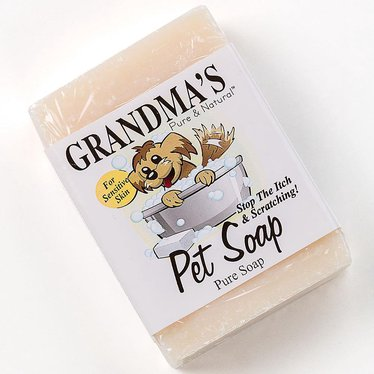 Grandma's Pet Soap