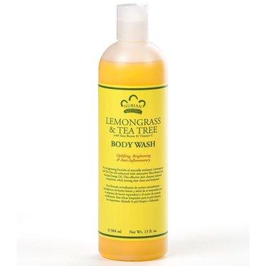 Lemongrass and Tea Tree Body Wash