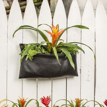 Recycled Tire Planting Pouch