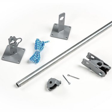 Elevator Pole Kit for Workhorse Pulley Clothesline