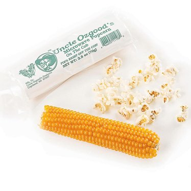 On the Cob Microwave Popcorn