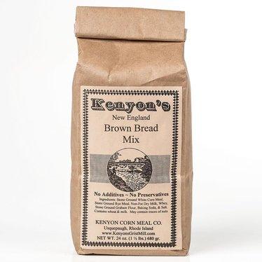 Stone-Ground Brown Bread Mix