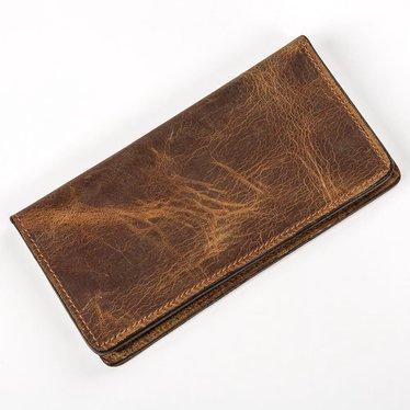Rustic Brown Rodeo Wallet