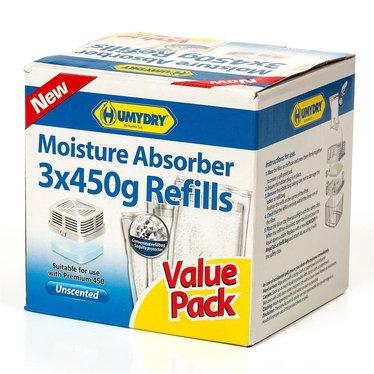 Refill Pack for Room Moisture Absorber