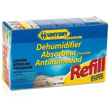 Refill Pack for Basement Moisture Absorber