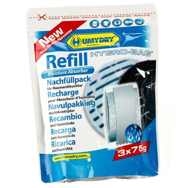 Refill Pack for Closet/Drawer Moisture Absorber