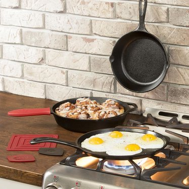 Lodge Cast Iron Skillet Set