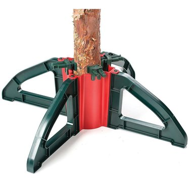Clamp-On Tree Stand