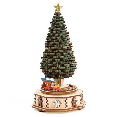 Der Tannenbaum Christmas Music Box