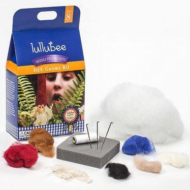 Gnome Felting Kit