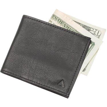 Men's Sport Slim Leather Wallet