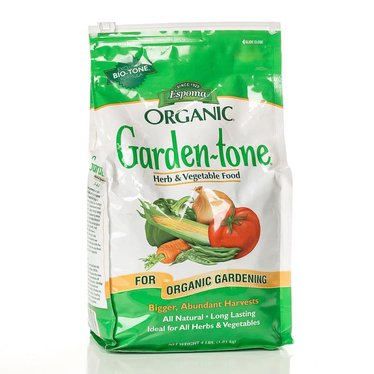 Organic Garden-tone Herb & Vegetable Food