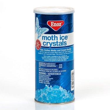 Moth Ice Crystals