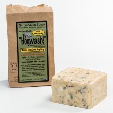 Natural Hogwash Scrub Soap