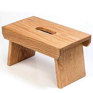Amish-Made Step Stool